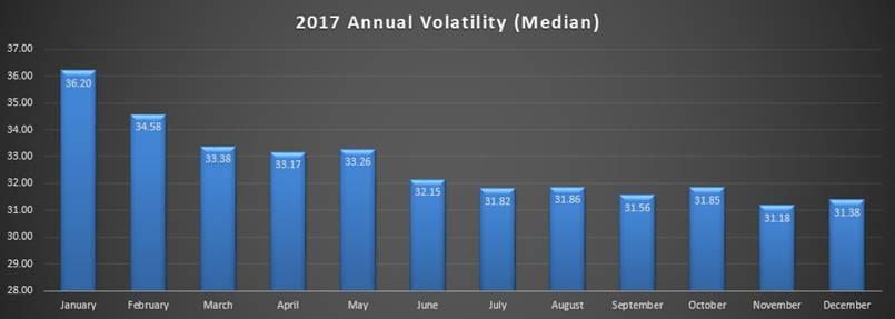 Monthly Return Volatility
